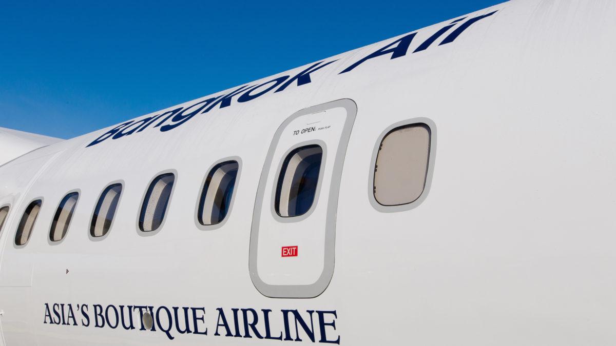 Bangkok Airways Plans New MRO Operation at Sukhothai Airport