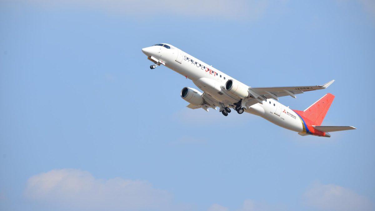 Mitsubishi Hopes To Ferry Flight its Latest M90 Aircraft Soon